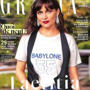 "Laetitia Casta ravie de tourner avec son mari Louis Garrel : ""C'est une chance"""
