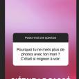 Jade Lagardère a répondu à ses abonnés sur Instagram, entre le 23 et le 24 août 2018