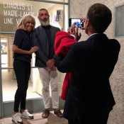 Brigitte et Emmanuelle Macron : Dernière visite estivale et décontractée