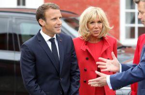 Brigitte et Emmanuel Macron : Le couple reçu avec les honneurs au Danemark