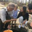 Le prince Alexander de Suède, accompagné de ses parents le prince Carl Philip et la princesse Sofia de Suède (photo : Instagram cour royale de Suède), a inauguré le 23 août 2018 une plate-forme d'observation à son nom au sein de la réserve naturelle Nynä dans le duché de Södermanland, dont il est le duc et où il effectuait, à 2 ans, sa première visite officielle.