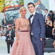 Olivia Hamilton , Damien Chazelle - Arrivées à la cérémonie d'ouverture du 75ème festival du film de Venise, la Mostra le 29 août 2018.