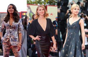 Charlotte Le Bon et Gaia Weiss sexy avec Clémence Poésy pour ouvrir Venise 2018