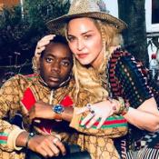 Madonna : Dansante et colorée pour les 13 ans de son fils David, ado immense