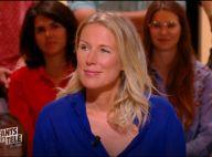 """Agathe Lecaron : Ses débuts """"très originaux"""" à la télé belge"""