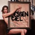 """Pochette de l'album """"Essenciel"""" de Zazie. Sortie le 7 septembre 2018."""