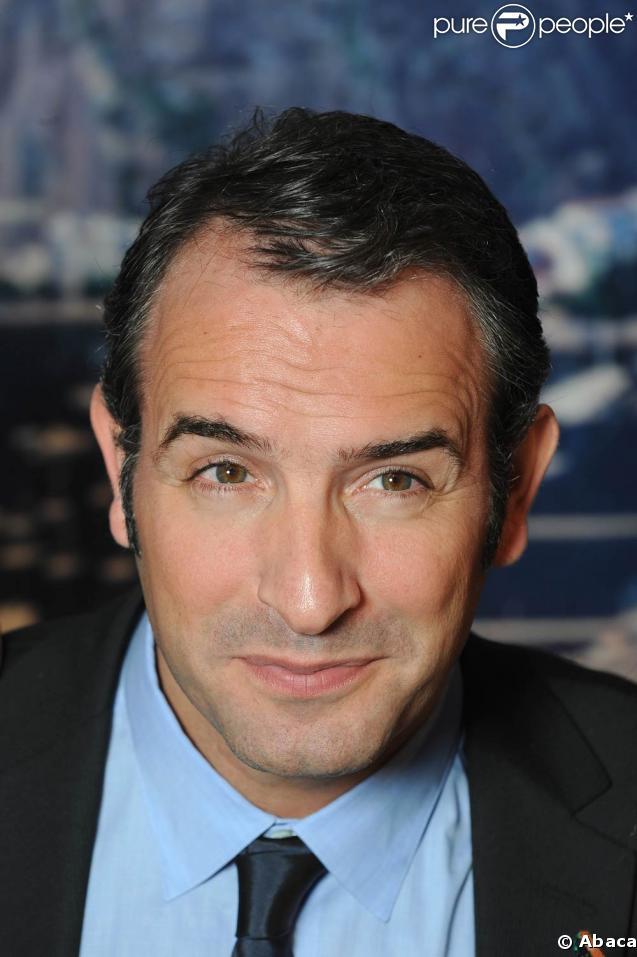 Jean dujardin 3e acteur pr f r des fran ais for Acteur jean dujardin