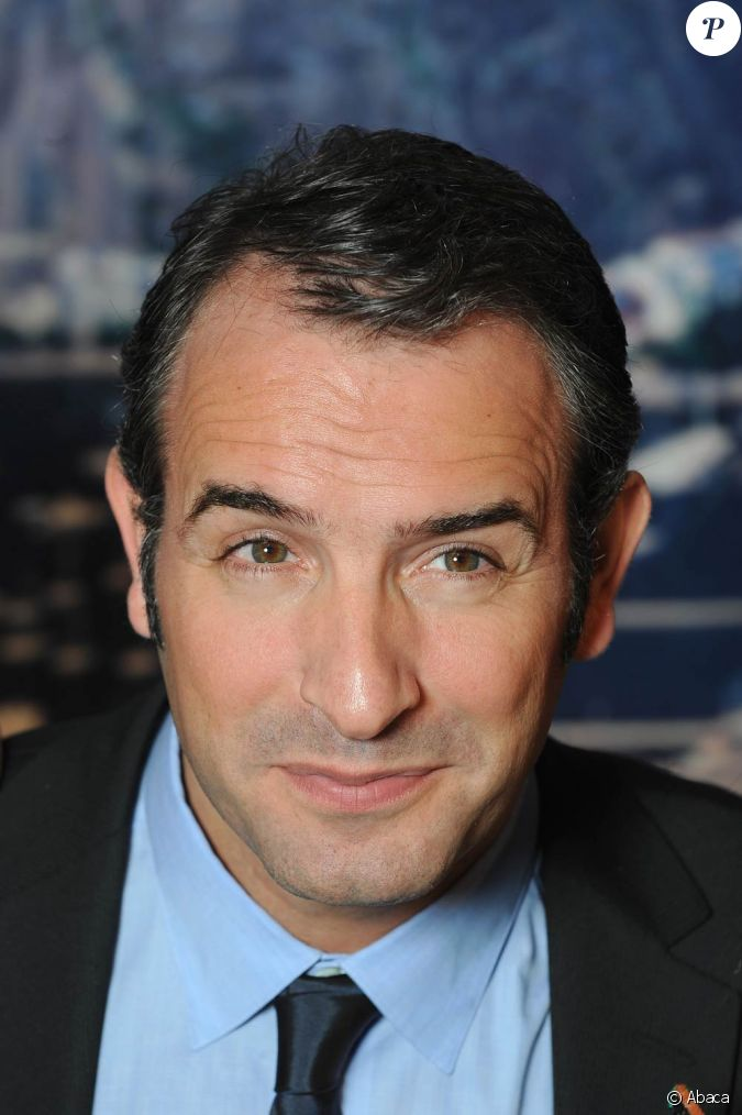 Jean dujardin 3e acteur pr f r des fran ais for Jean dujardin 30 ans