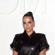 Pauline Ducruet au défilé Tom Ford lors de la Fashion Week de New York le 5 septembre 2018, image extraite de sa story Instagram, septembre 2018.