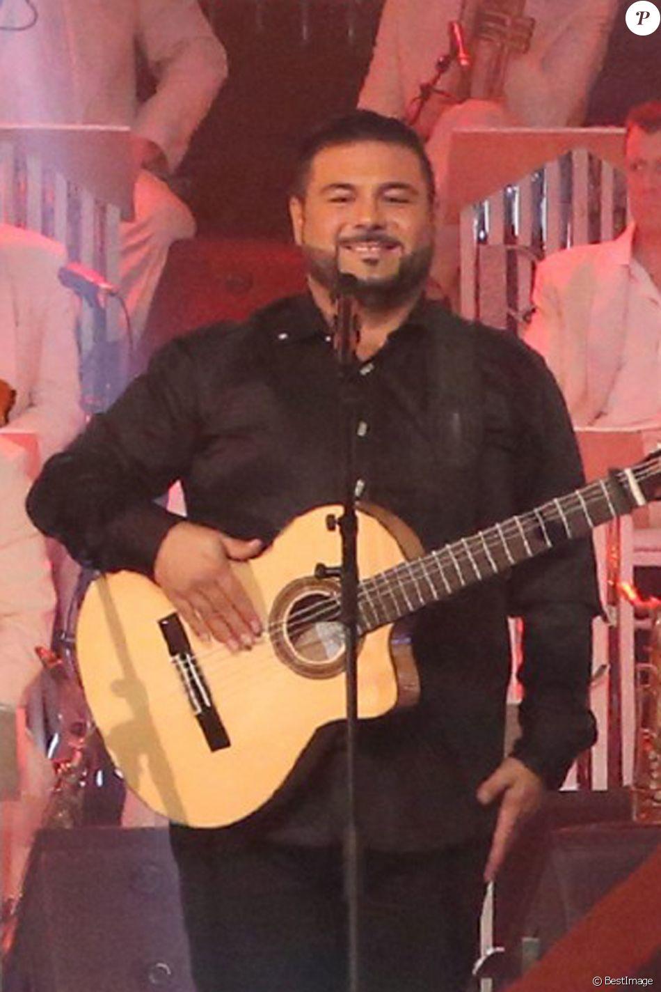 """Exclusif - Alain Bourguet (Babato) du groupe Chico & The Gypsies - Enregistrement de l'émission """"Les années bonheur"""" le 7 octobre 2014"""