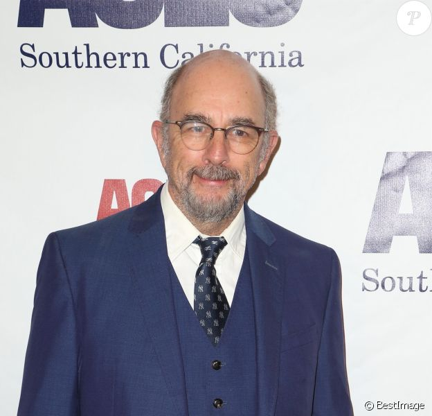 Richard Schiff au diner CLU SoCal's Annual Bill Of Rights à l'hôtel Beverly Wilshire Four Seasons à Beverly Hills, le 3 décembre 2017  Stars at the ACLU SoCal's Annual Bill Of Rights Dinner at the Beverly Wilshire Four Seasons Hotel in Beverly Hills, 3rd december 201703/12/2017 - Los Angeles