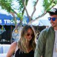 Hilary Duff (enceinte) se promène en famille à Studio City Le 08 septembre 2018.