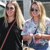 Hilary Duff enceinte et fiancée ? Sa grande soeur s'y voit déjà