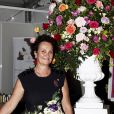 Sylvia Pastor - La princesse Caroline de Hanovre inaugure le 50e Concours des Bouquets de Monaco au Chapiteau de Fontvieille. Le 10 juin 2017 © Claudia Albuquerque / Bestimage