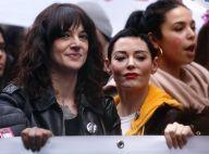 """Asia Argento menace Rose McGowan : """"Je te donne 24 heures"""""""