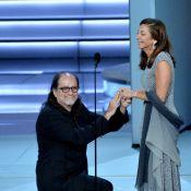 Emmy Awards : La demande en mariage en direct et trop craquante de Glenn Weiss