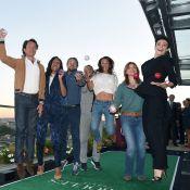 Emmanuelle Boidron et Anthony Dupray : Pétanque grand luxe sous les étoiles