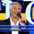 """Nagui - """"N'oubliez pas les paroles"""", France 2, 22 septembre 2018"""