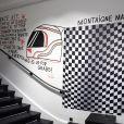 """Exclusif - Vernissage de l'exposition """"Race Kit"""" par le photographe Mathieu César au concept store Montaigne Market à Paris, France, le 25 septembre 2018. © Giancarlo Gorassini/Bestimage"""