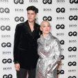 Rose McGowan et Rain Dove aux GQ Men of the Year Awards 2018 à Londres, le 5 septembre 208.