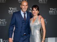 Zinédine Zidane décalé : Touriste délirant avec sa femme Véronique