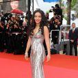 Le jeune espoir féminin du cinéma français, Hafsia Herzi, divine dans une création Elie Saab ! Festival de Cannes 2008