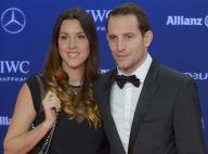 Renaud Lavillenie marié : Le champion a épousé Anaïs, leur fille Iris à croquer