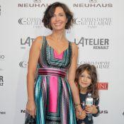 Adeline Blondieau et sa fille Wilona : Duo craquant et coloré à la Fashion Week