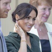 Meghan Markle : Première visite de la duchesse de Sussex sur ses terres !