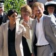 Le prince Harry, duc de Sussex, et Meghan Markle, duchesse de Sussex, inaugurent l'université technologique à Bognor Regis. C'est leur première visite dans le comté de Sussex depuis leur mariage. Le 3 octobre 2018.