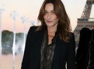 Carla Bruni : Top model transformé, elle rend hommage à une icône italienne