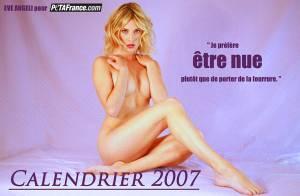 Eve Angeli, Kim Basinger, Traci Bingham ou Jamelia... Les stars sexy se dénudent pour la bonne cause !