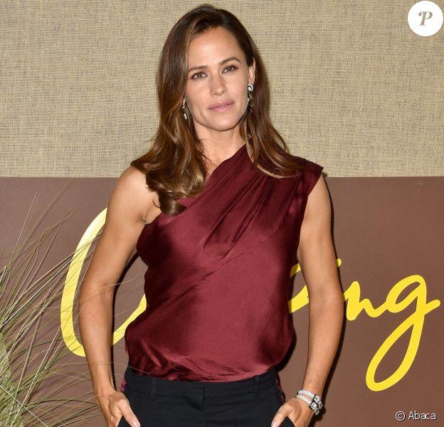 """Jennifer Garner à la première du film """"Camping"""" aux Studios Paramount le 10 octobre 2018"""