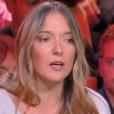 """Monica dans """"TPMP"""" le 10 octobre 2018."""