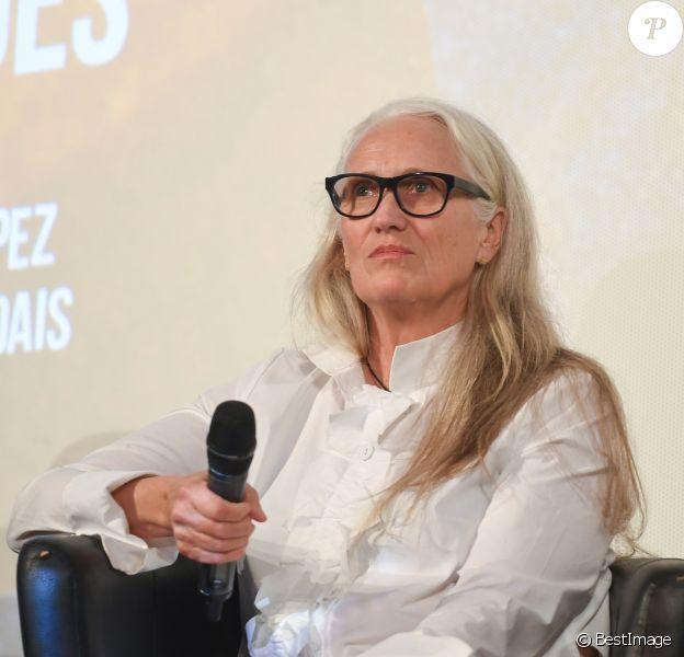 Exclusif - Jane Campion - 20ème Rencontres Internationales du Cinéma des Antipodes à Saint-Tropez le 8 octobre 2018. © Lionel Urman/Bestimage