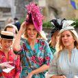 Ellie Goulding - Les invités arrivent à la chapelle St. George pour le mariage de la princesse Eugenie d'York et Jack Brooksbank au château de Windsor, Royaume Uni, le 12 octobre 2018.