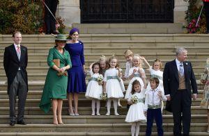 Charlotte et George de Cambridge : Des princes si mignons au mariage d'Eugenie
