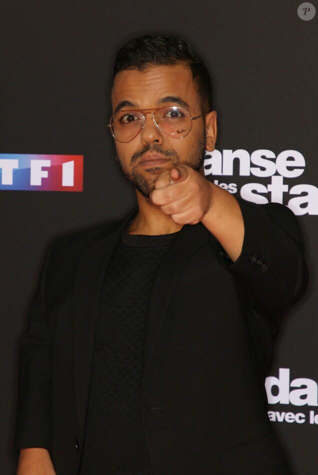 """Anouar Toubali - Photocall de la saison 9 de l'émission """"Danse avec les stars"""" (DALS) au siège de TF1 à Boulogne-Billancourt le 11 septembre 2018. © Denis Guignebourg/Bestimage"""