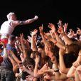 The Prodigy a enflammé la scène du Big Weekend festival de Radio 1, hier à Swindon