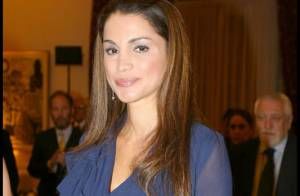Rania de Jordanie, une reine ultra-branchée qui veut bien... tchater avec vous ! Elle est au top cette Rania !