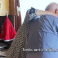 """Francine et Guy - """"L'amour est dans le pré 2018"""", sur M6. Le 22 octobre 2018."""