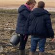 """Aude et Christopher - """"L'amour est dans le pré 2018"""", sur M6. Le 22 octobre 2018."""