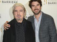 Serge Lama et son fils Frédéric réunis face à Arnaud Durcret et sa jolie chérie