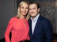 Laurence Ferrari radieuse pour soutenir Renaud Capuçon au côté d'Anne Sinclair