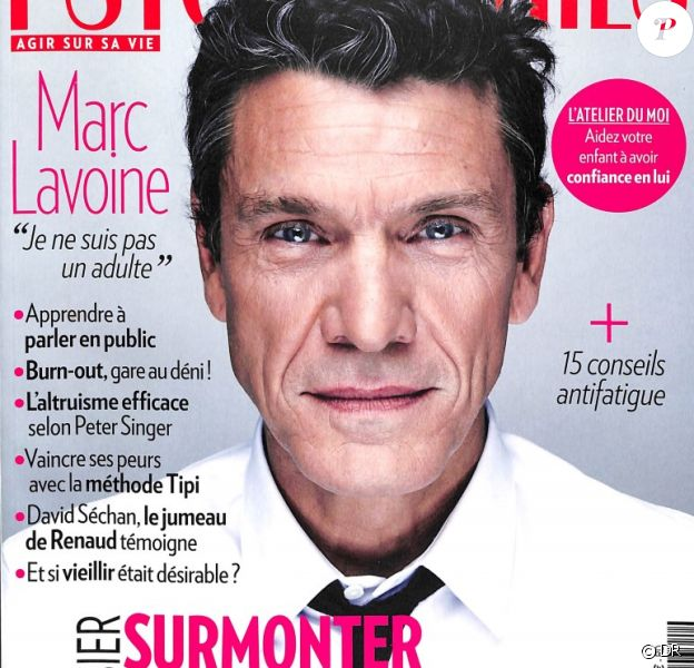 "Couverture du magazine ""Psychologies"" en kiosques le 19 octobre 2018."