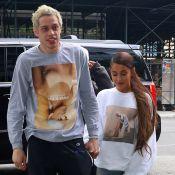 Ariana Grande : Son ex Pete Davidson espère toujours se remettre avec elle