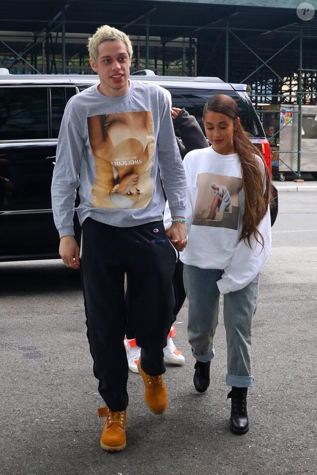 est Ariana Grande rencontre quelqu'un rencontre une rupture de collègue