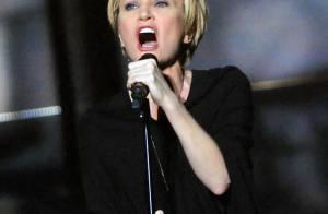 Patricia Kaas : pour l'Eurovision, elle a travaillé son look et retrouvé sa voix... Et ça envoie !