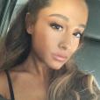 Ariana Grande sur une photo publiée sur Instagram le 22 octobre 2018.