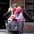 Heath Ledger, la star de Brokeback Mountain et la mère de sa petite Matilda, Michelle Williams